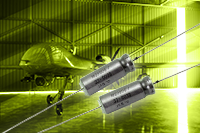 Vishay Intertechnology Extends Capacitance Range of MIL-PRF-39006/33-Qualified Wet Tantalum Capacitor