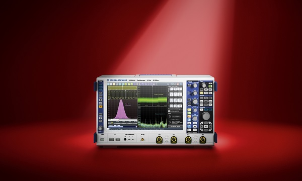 Rohde&Schwarz представляет мощный 6 ГГц лабораторный осциллограф для задач анализа в нескольких областях