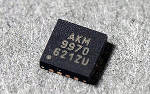 AKM releases a 3-axis Magnetic Sensor for IoT Designs; The AK09970 captures Magnetic Fields with Vector Components