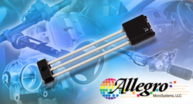 Allegro MicroSystems, LLC Introduces New Programmable Linear Hall-Effect Sensor IC