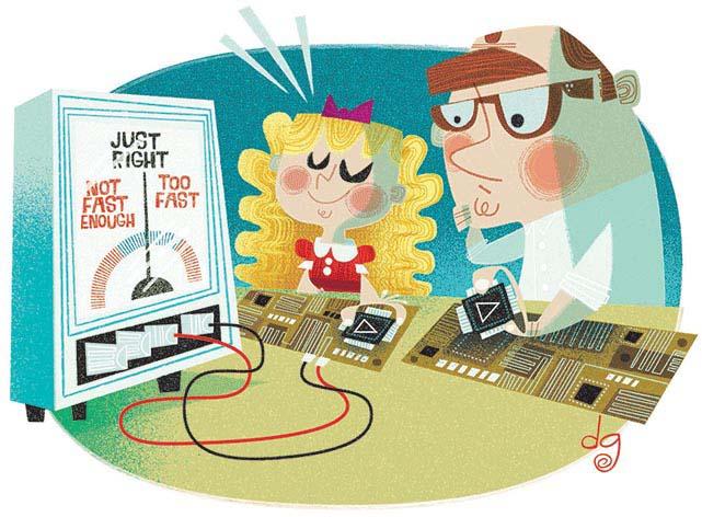 Choosing a Precision Op Amp? Trust Goldilocks