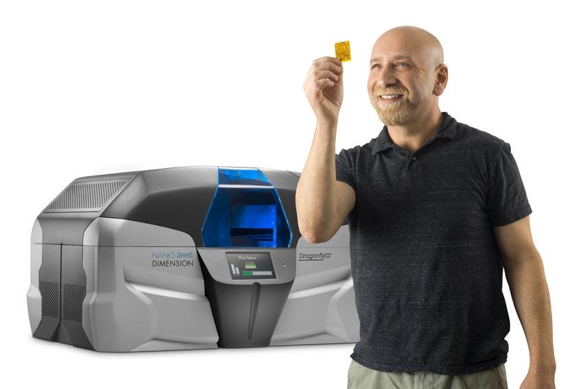 Nano Dimension получает грант для разработки технологии струйной 3D печати керамических материалов