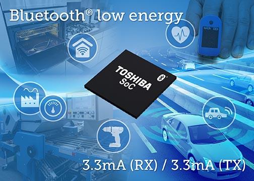 Системы на кристалле компании Toshiba, отвечающие требованиям Bluetooth 4.2, сочетают сверхнизкий ток и расширенную функциональность со сниженной стоимостью компонентов