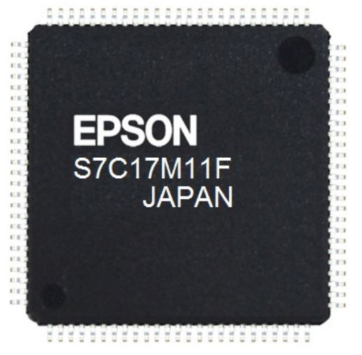 Epson Shipping Samples New 16-bit Microcontroller
