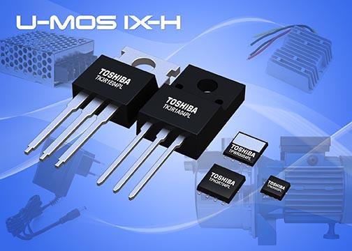 Toshiba представляет мощные МОП-транзисторы с каналом n-типа на 40 и 45В с самым низким в отрасли сопротивлением открытого канала