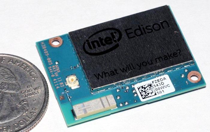 Intel делает очередной шаг в мир Arduino