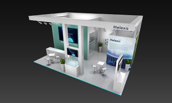Melexis presents Inspired Engineering at Electronica China