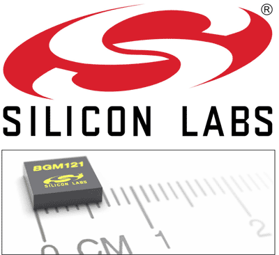 BGM12x - миниатюрные Bluetooth-модули от Silicon Labs