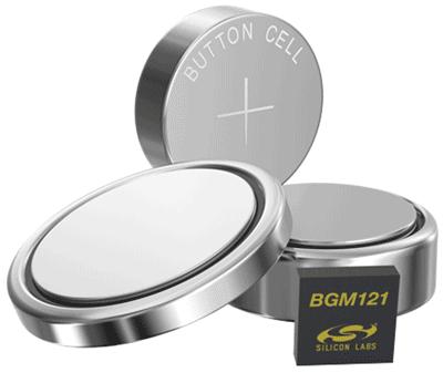 Bluetooth-модули BGM12x: рекордные низкие размеры и потребление