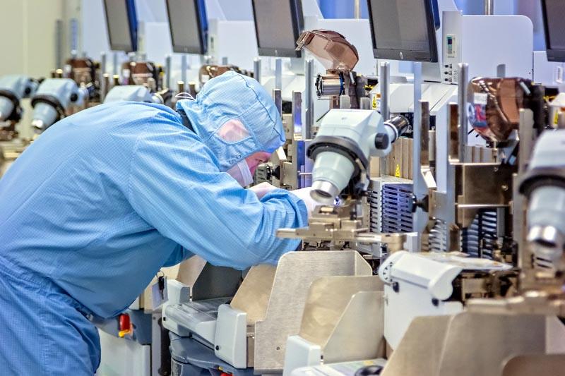 До конца года GS Nanotech произведет 2 млн. новых микропроцессоров по технологии SiP