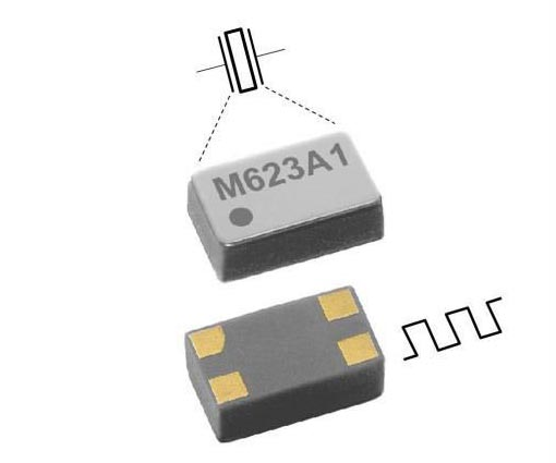 Micro Crystal 32.768 kHz oscillator module consumes less power