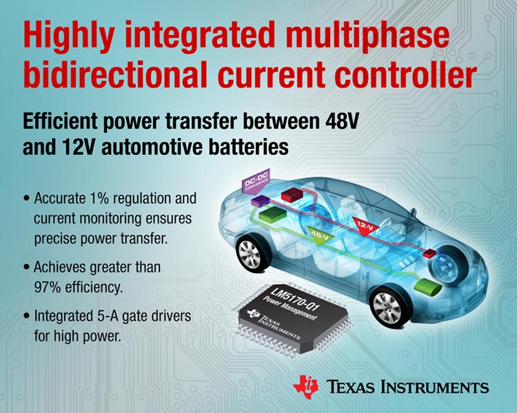 Texas Instruments - LM5170-Q1