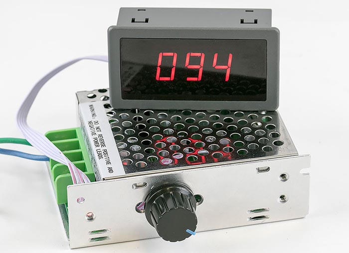 Обзор регулятора мощности MP301M 12-80 В/30 A в корпусе