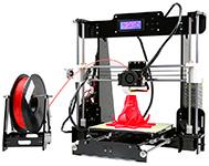 DIY настольный 3D принтер