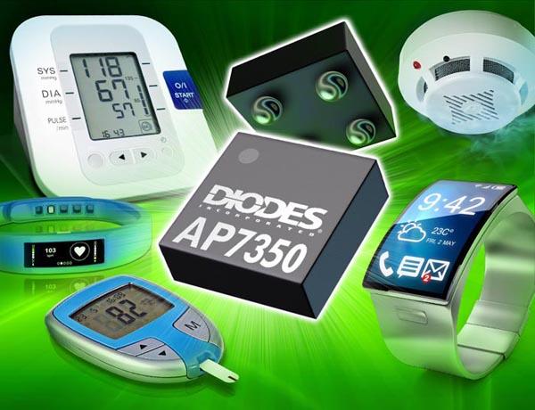 Diodes - AP7350