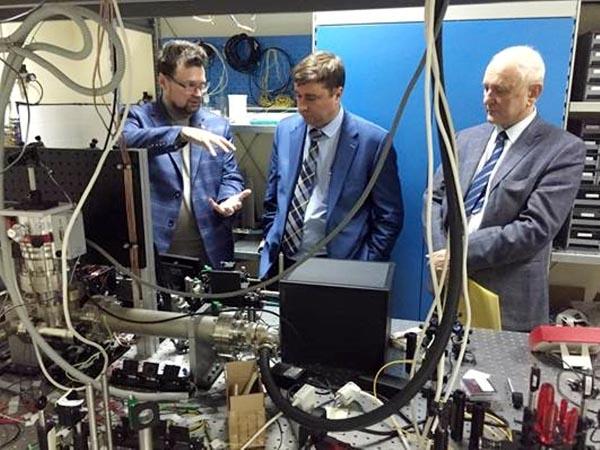 В России будет создано первое промышленное оборудование для квантовых коммуникаций
