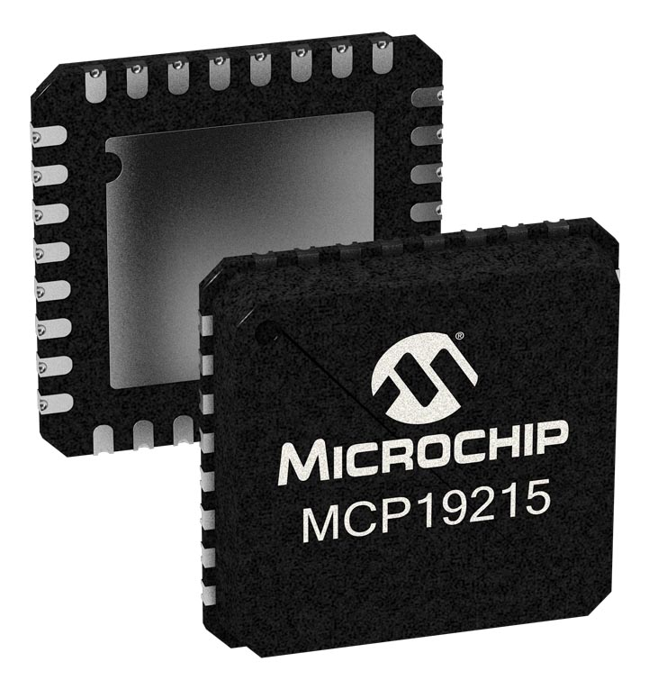 New Single-Chip Digitally Enhanced Power Analog Solution is Ideal for DC/DC Power Conversion
