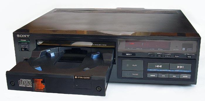 Проигрыватель компакт-дисков CDP-101