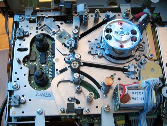 Механизм магнитофона DTC-1000ES