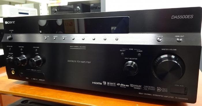 Интегральный AV усилитель TA-DA5500ES