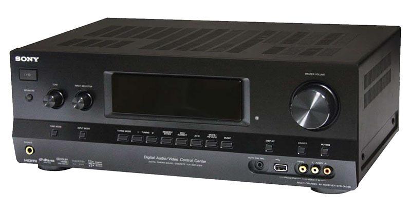 AV ресивер STR-DH710