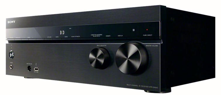 Ресивер STR-DN840