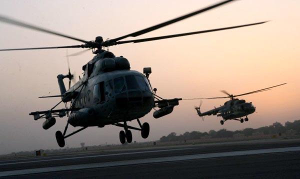 Объединенная Росэлектроника заместит зарубежные системы навигации в гражданских вертолетах