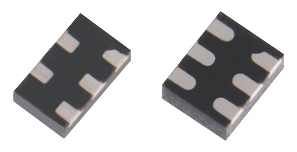 Toshiba Launches Multi-bit TVS Diodes for Protection of High-speed Interfaces in Mobile Devices