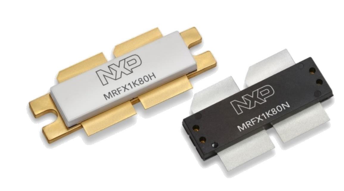 NXP - MRFX1K80H, MRFX1K80N