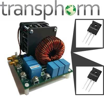 GaN-транзисторы от Transphorm в деле: высокоэффективный 3.5 кВт преобразователь с рабочей частотой до 100 кГц