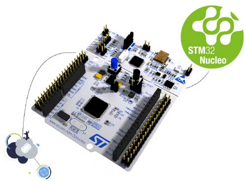 Development Board STMicroelectronics NUCLEO-L452RE