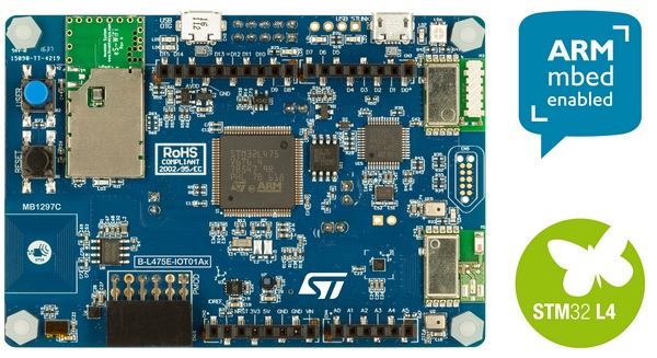 STMicroelectronics Discovery Kit B-L475E-IOT01A