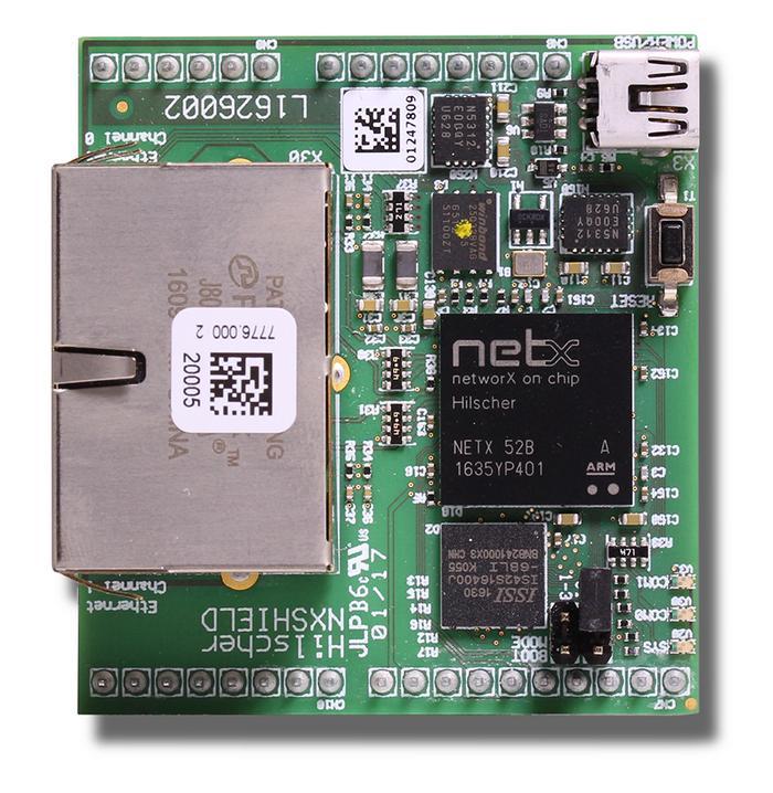 Плата расширения STMicroelectronics I-NUCLEO-NETX