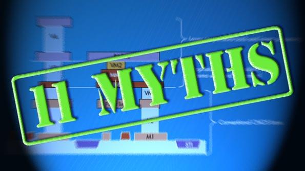 11 Myths About MRAM