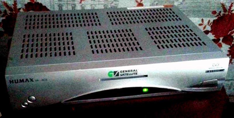 Абонентская телевизионная приставка Humax VA-ACE
