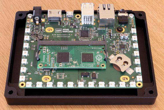 Raspberry Pi Launches the New Compute Module 3