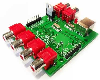BM2114dsp - Цифровой процессор звука