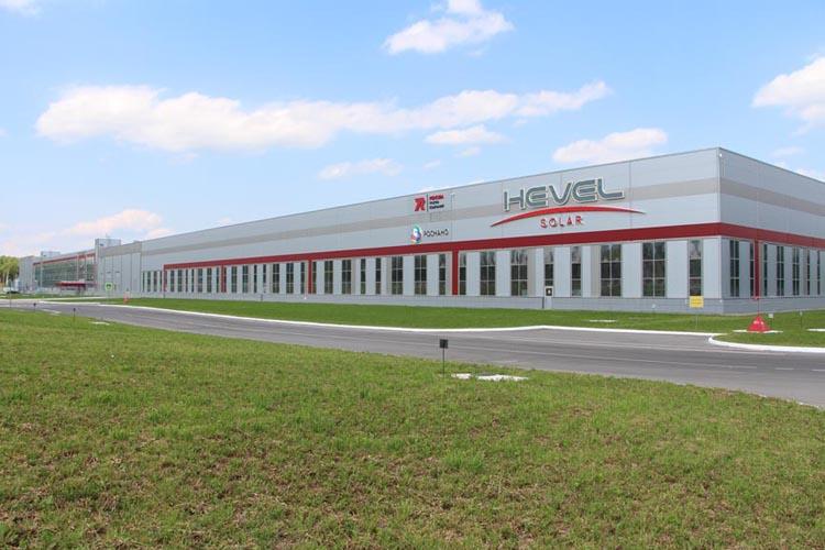 Группа компаний «Хевел» модернизировала завод и вдвое увеличила объём производства солнечных модулей