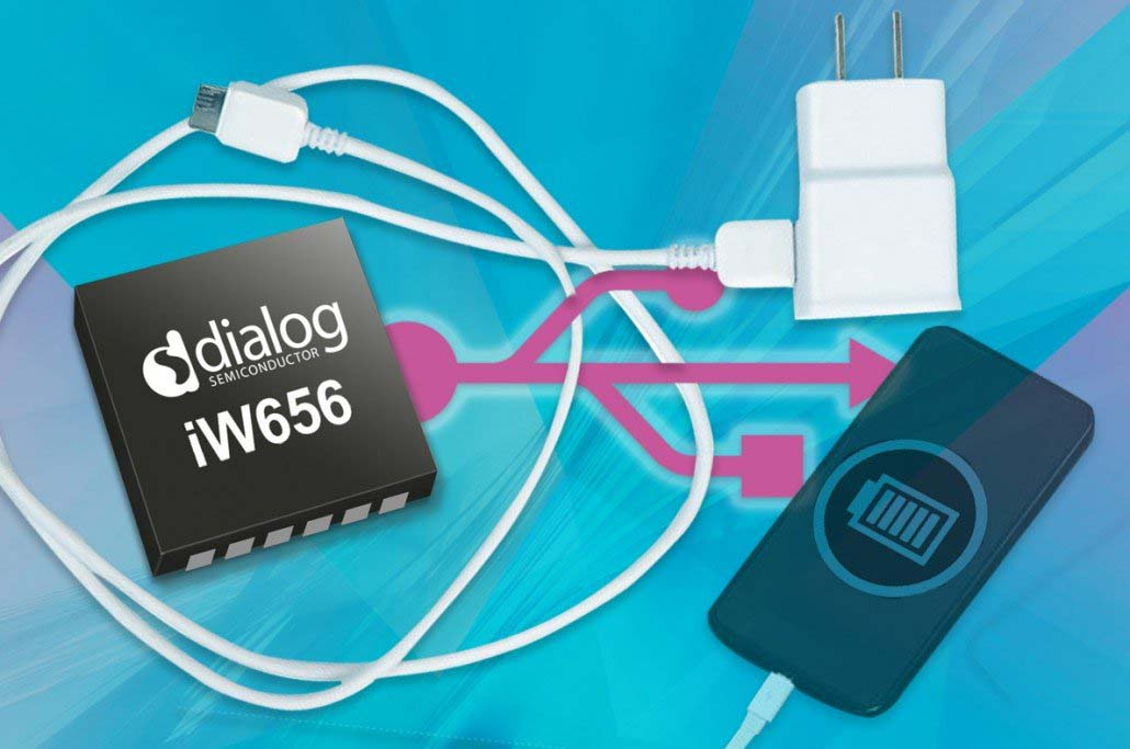 Dialog Semiconductor Introduces First USB-PD Interface IC Optimized For Power Supplies