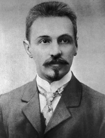 23 апреля 1869 года в России родился один из изобретателей телевидения Б.Л. Розинг