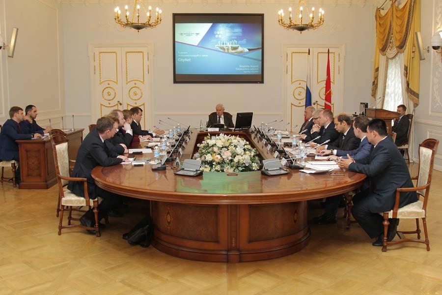 GS Group намерен сделать Санкт-Петербург ИТ-столицей и мировым лидером в области технологий для «умных городов»