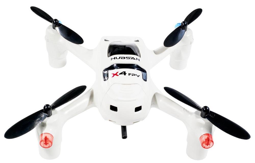 Hubsan FPV drone teardown