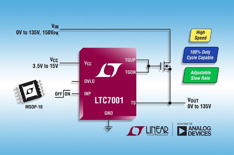 Analog Devices - LTC7001