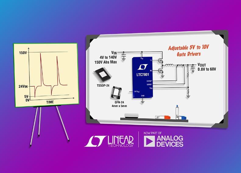 Analog Devices - LTC7801