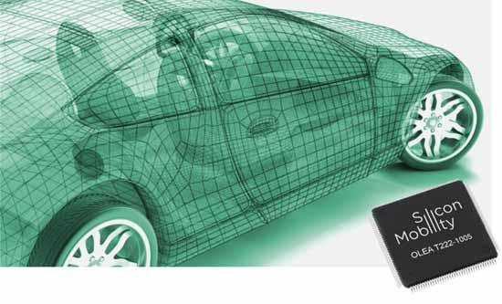 Первый автомобильный контроллер с блоком программируемой логики от Silicon Mobility
