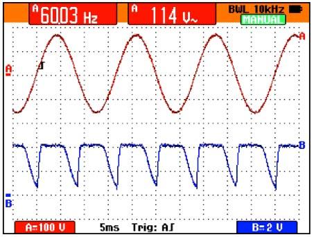 Low-component-count zero-crossing detector is low power