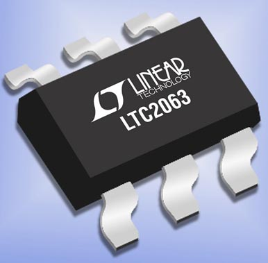 Analog Devices - LTC2063