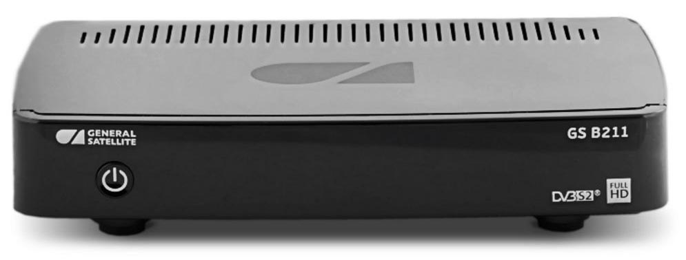 ТВ приставка GS B211.