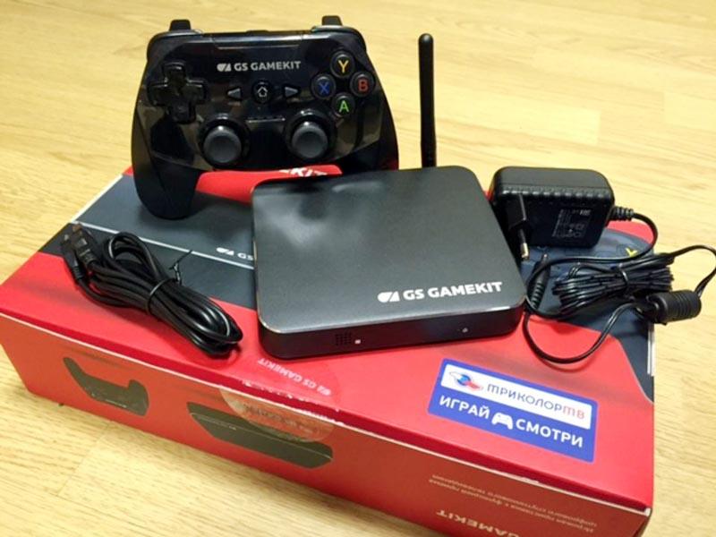 Игровая приставка GS Gamekit.