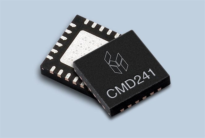 Ultrawideband 2 GHz to 22 GHz Distributed Low Noise Amplifier Now Offered in Plastic 4x4 QFN package